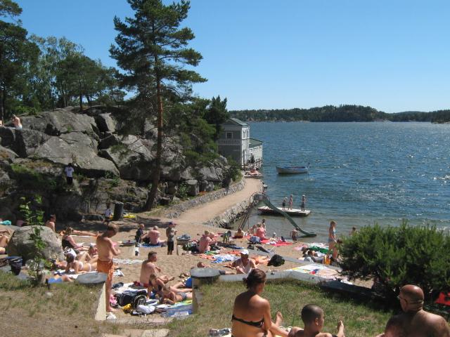 Saltsjöbaden public baths