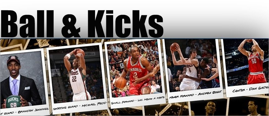 ! Ball & Kicks