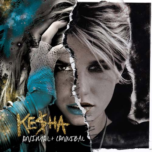 Kesha - Animal + Canibal. Kesha, has released her album with a new EP called