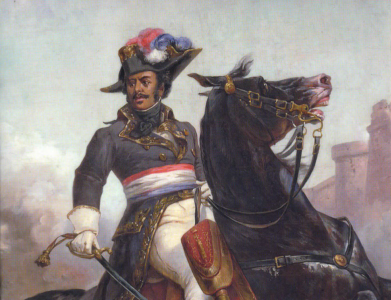 AFROEUROPE A History Of Black People In Europe - If celebrities were 19th century military generals they would look like this