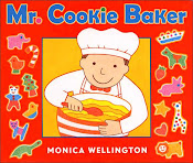 Mr Cookie Baker