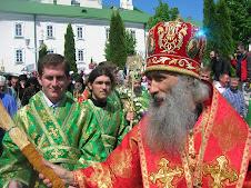 Arhiepiscopul Serghie, un sfânt în viaţă.
