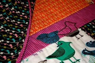 order a custom made modern quilt