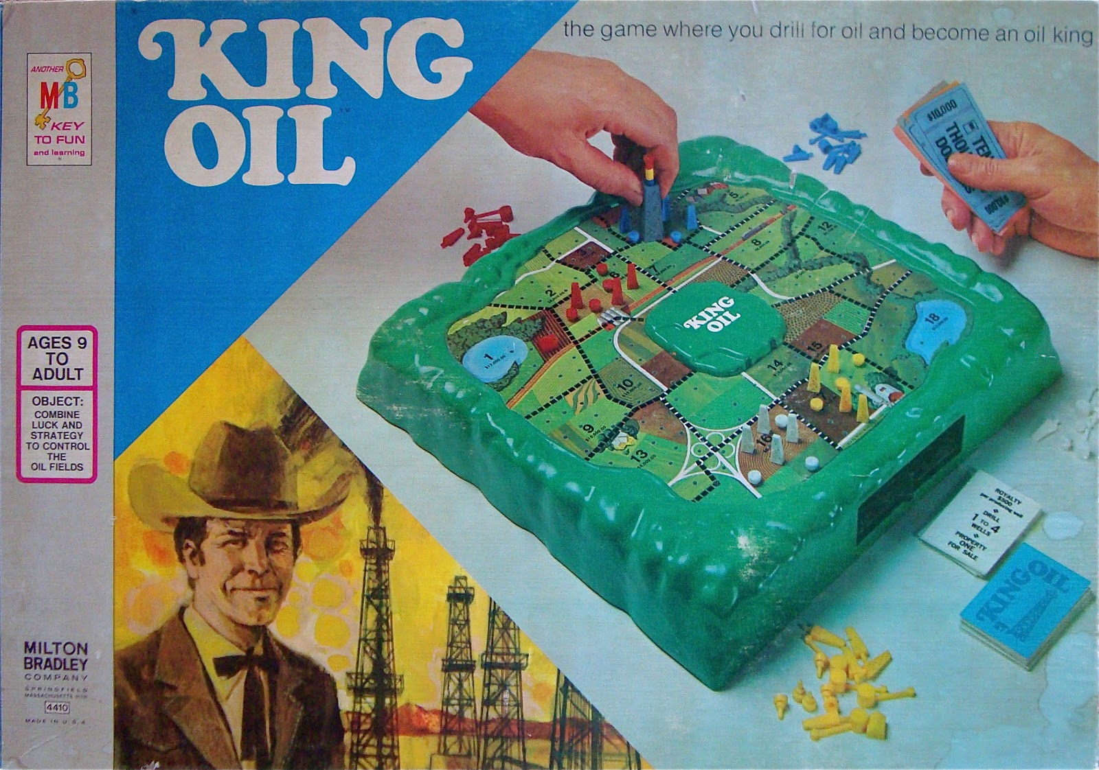 the king of oil pdf