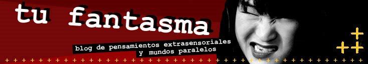 Revista TU FANTASMA + + + Pensamientos Extrasensoriales: Música y Cine
