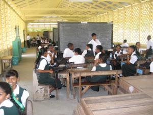 A Guyanese Classroom
