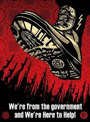 we are here from the government