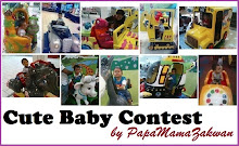 CUTE BABY CONTEST by PAPAMAMAZAKWAN