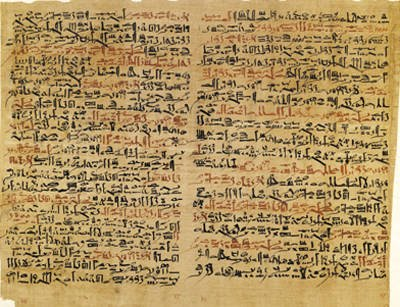 Personalities in Medicine: The Egyptian Papyri