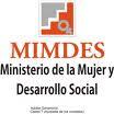 Ministerio de la Mujer y Desarrollo Social.