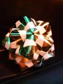 Kusudama Sunobi Multifacetado (30 peças)