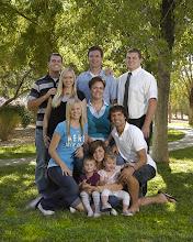 Adam's Family (Minus Eric)