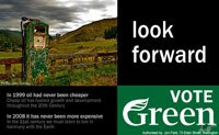 NZ Green Party Oil and Energy Campaign Ad 2008