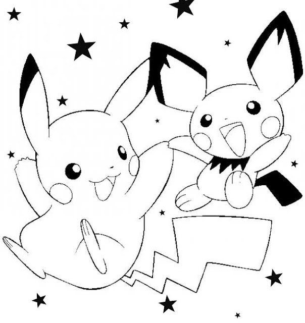 Coloring pages mega blog: Pokemon coloring pages