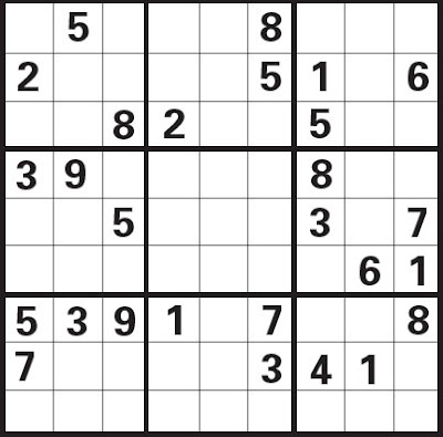 Free Sudoku Printable on Printable Sudoku   Hard
