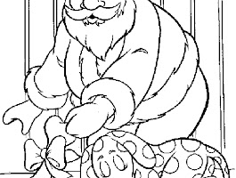 Color Crayons Coloring Pages