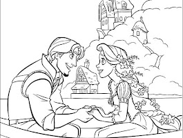 Baby Disney Coloring Pages Easter