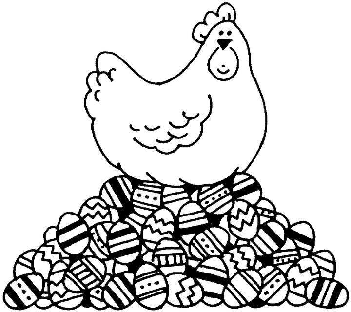 easter candy coloring pages - photo#29