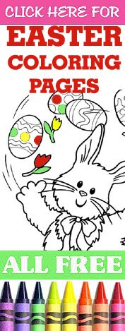 spongebob easter coloring pages - princess coloring pages