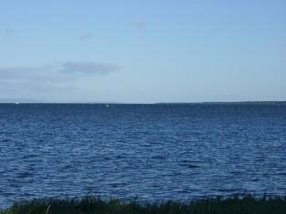サロマ湖東側