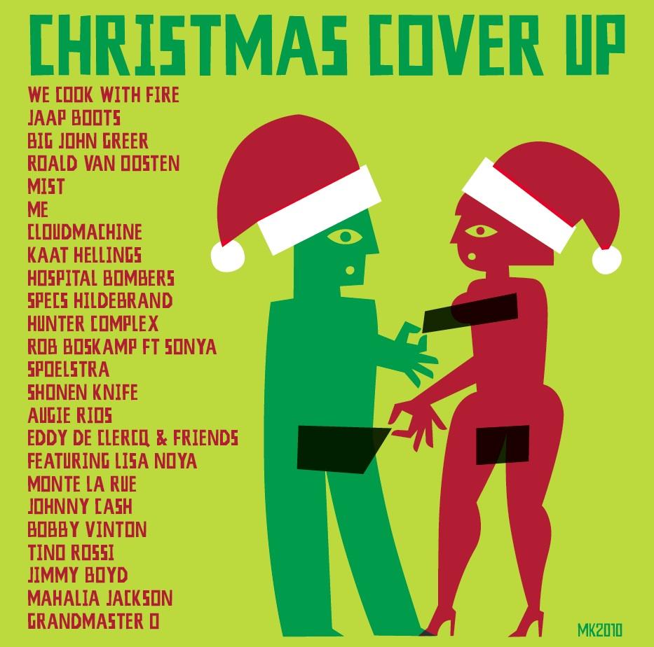 Christmas Cover Up ~ Christmas A Go Go!