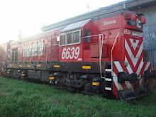 "GM G12 NREC Bo-Bo 6639 ""Ileana"""