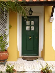 Front Door - Welcome!