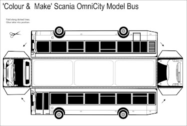 Omni City Model Bus
