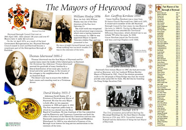 Heywood Mayors, Interpretation