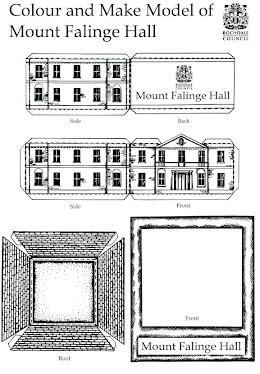 Mount Falinge Hall, Rochdale