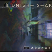 Cover Album of Midnight Star - 15th Avenue (2002)