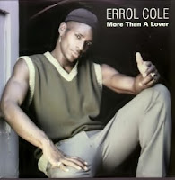 Cover Album of Errol Cole - More Than A Lover (Single) (1996)