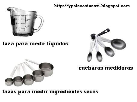 Y pola cocina as tomando la medida for Medidas para cocinar