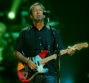 Eric Clapton Best Guitarist For ROCK And Jazz