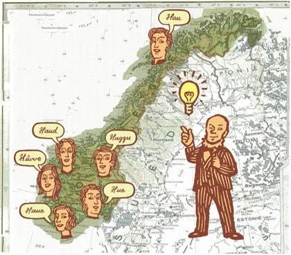 norska språket fakta
