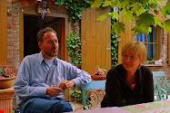 Ingrid Haase und Raymund Aymanns