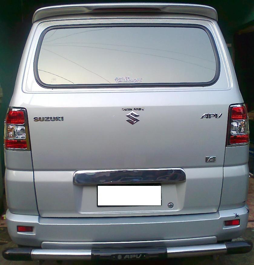 Suzuki Apv  Silver