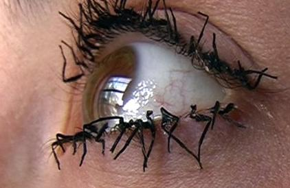 New Site Coming SoonUgly Clumpy Eyelashes