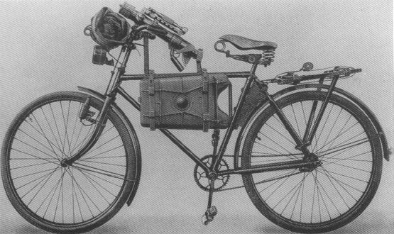 Сумка подрамная на велосипед 110