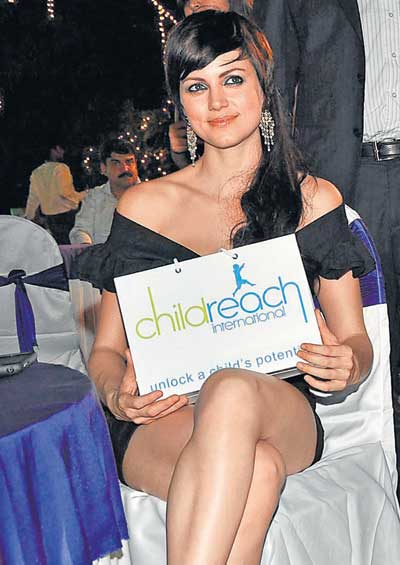 It seems Yana Gupta's fans will never forgive her for her 'no panty' act.