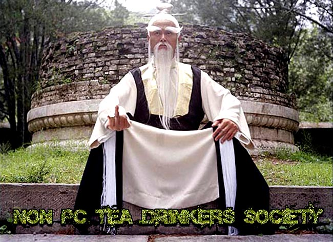 Non PC Tea Drinkers Society