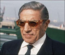 SECRETS FOR SUCCESS. ARISTOTLE ONASSIS: GREEK TYCOON. SHIPPING MAGNATE.