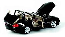 The kind of Black Mercedes for Black Diamonds of MonaVie