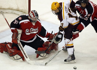 WCHA: Grand Forks Vitriol Amping Up With Gophers Heading To Town