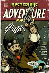 Mysterious Adventure Magazine #2