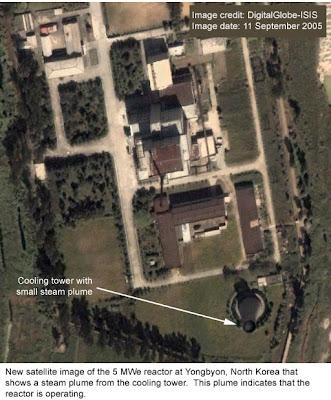 North Korea Yongbyon Nuclear Plant