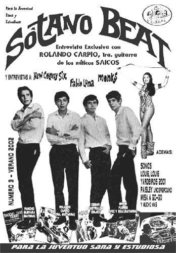 Sótano Beat (Arturo Vigil)