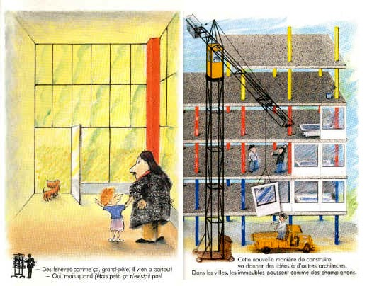 analysis of le corbusiers machine a habiter A comparative analysis of le corbusier's planning principles is made in order to develop a metaphorical interpretation as the 'virtual city interface' this is supporteci by some visual concepts developed in due course of the research.