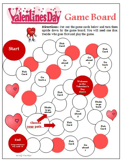 valentines day games valentines day games - Valentines Day Game