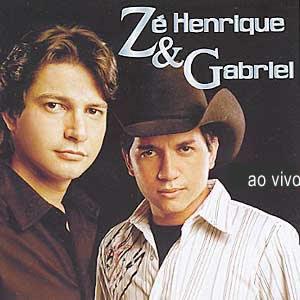 Z� Henrique e Gabriel - Ac�stico e Ao Vivo